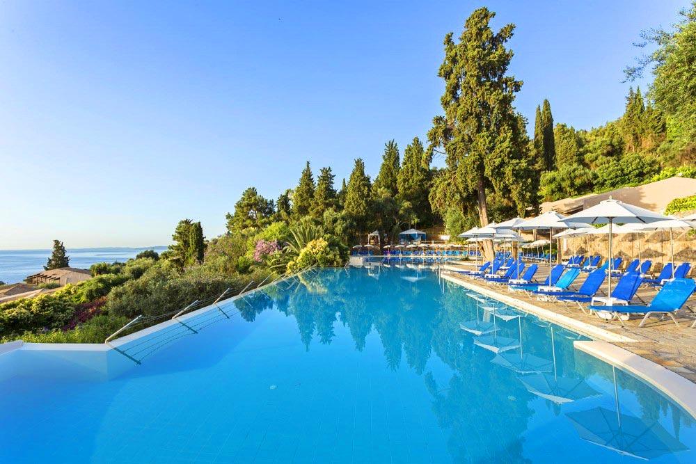 Aeolos Beach Resort - Corfu