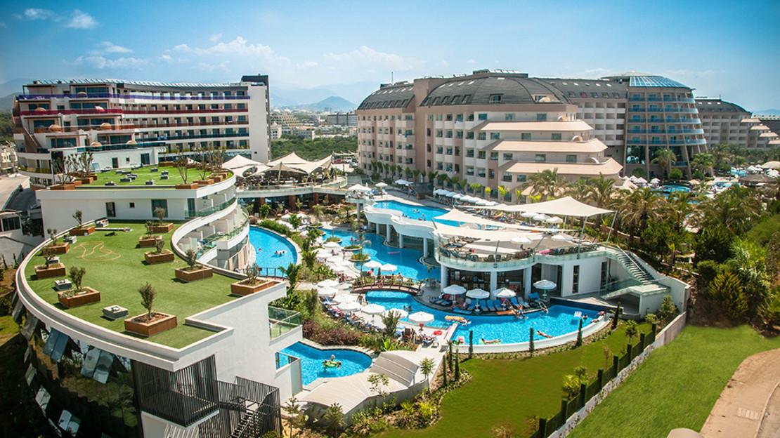 Long Beach Resort Hotel & Spa - Alanya