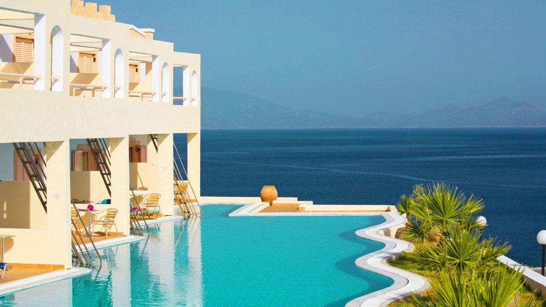 Mitsis Family Village Beach Hotel - Kos