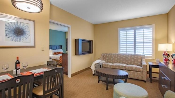 Pool View One Bedroom Suite with 2 Queen Beds