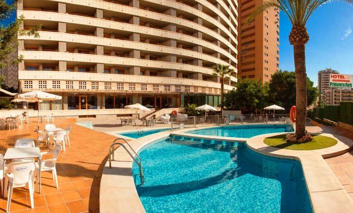 Primavera Park Hotel and Apartments - Benidorm