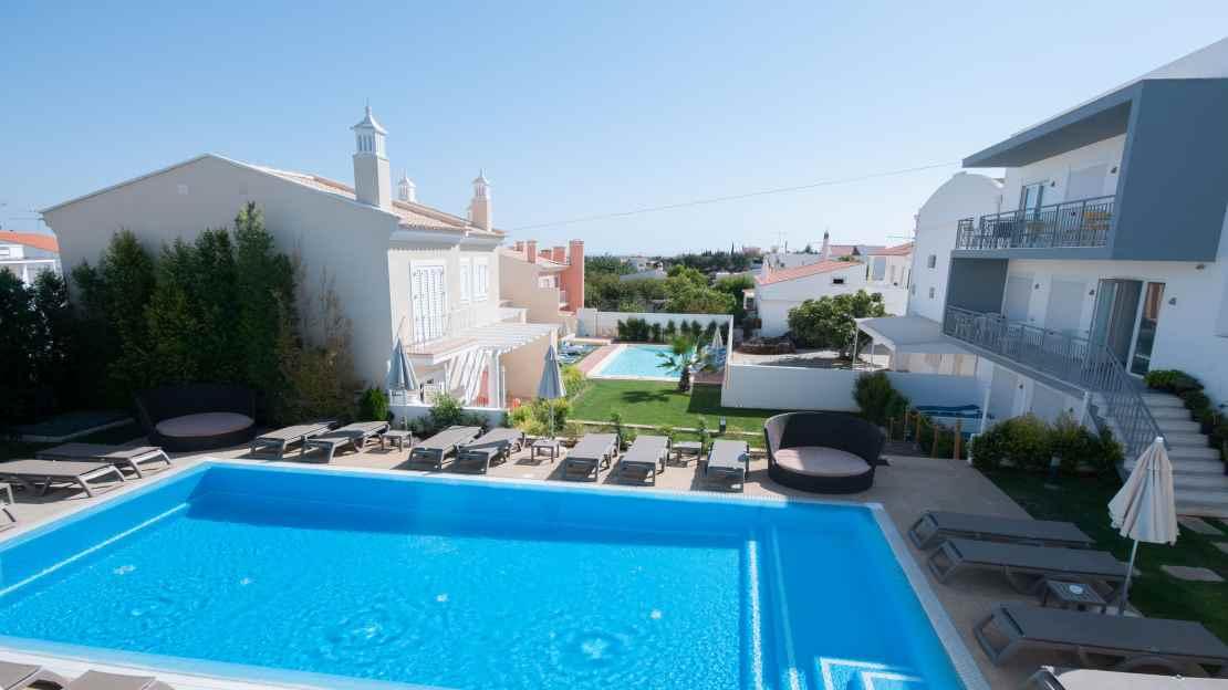 Guest House Boliqueime - Algarve
