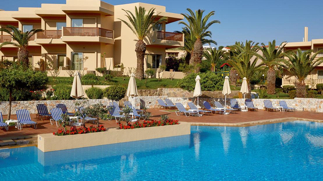 Santa Marina Beach Hotel - Crete