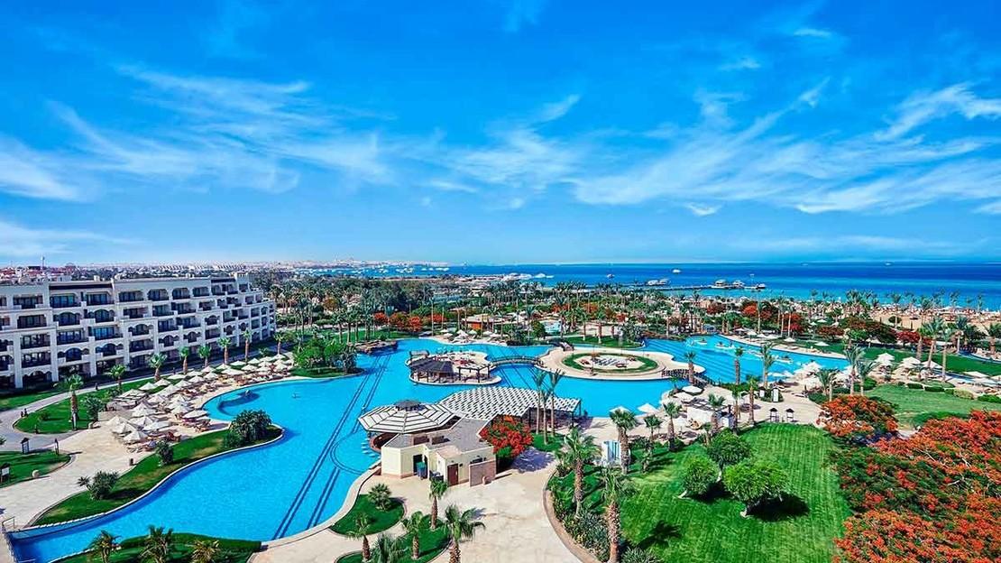 Steigenberger ALDAU Beach Hotel -  Egypt