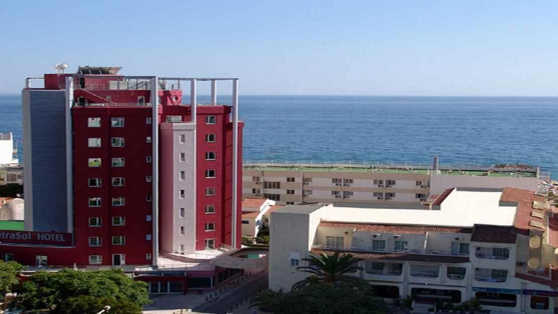 Quarteira Sol Hotel - Algarve