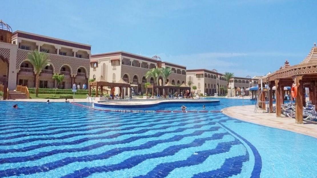 Sentido Mamlouk Palace Resort - Hurghada