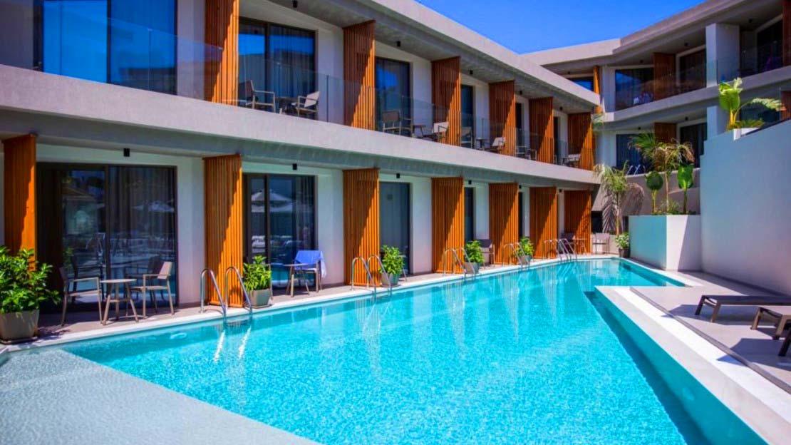 Sunset Boutique Hotel & Spa - Crete