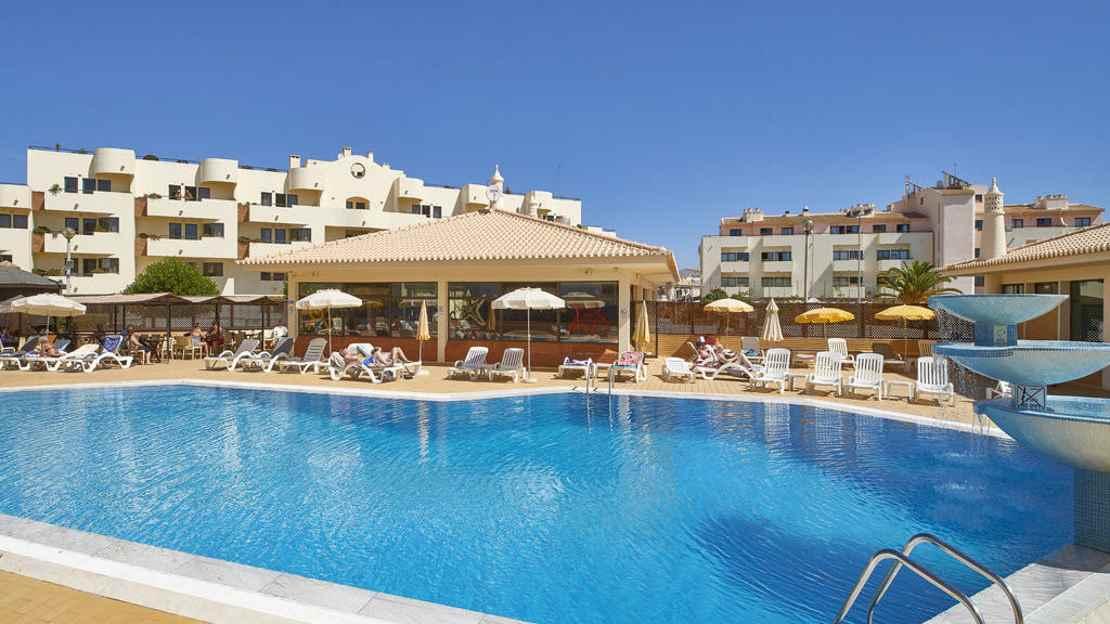 Oceanus Aparthotel - Algarve