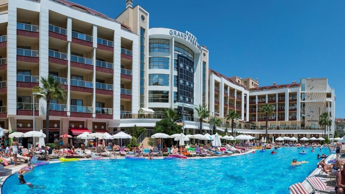 Grand Pasa Hotel - Marmaris