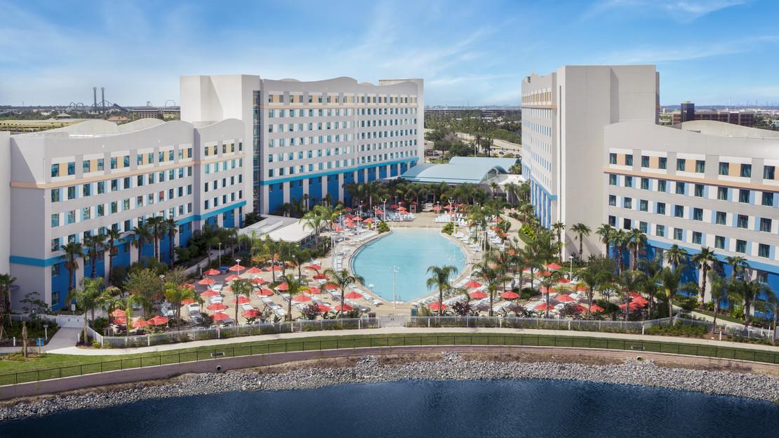Universal's Endless Summer Resort – Surfside Inn and Suites - Orlando