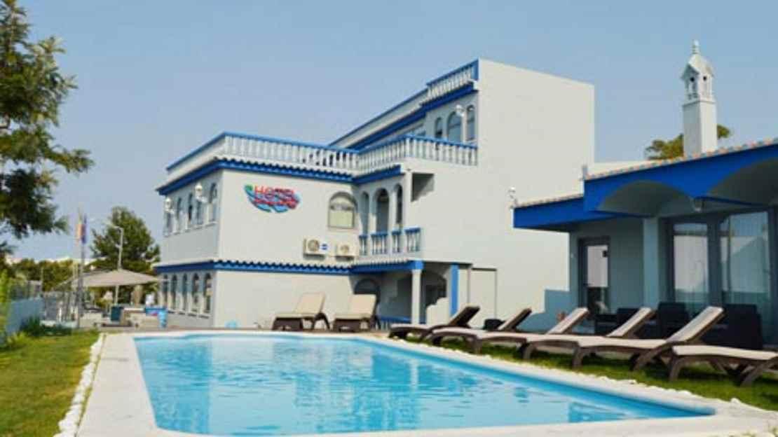 Hotel Santa Eulalia Praia -  Algarve