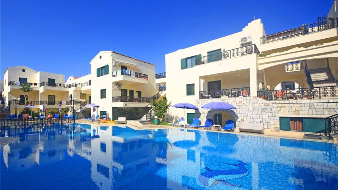 Diogenis Blue Palace - Crete