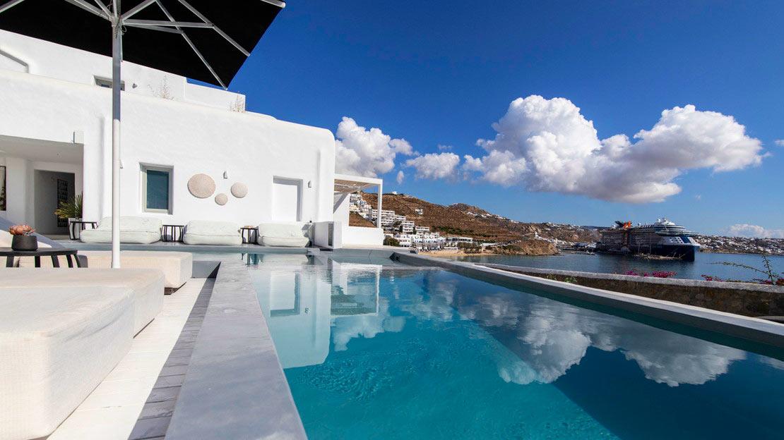 Nimbus Hotel - Mykonos