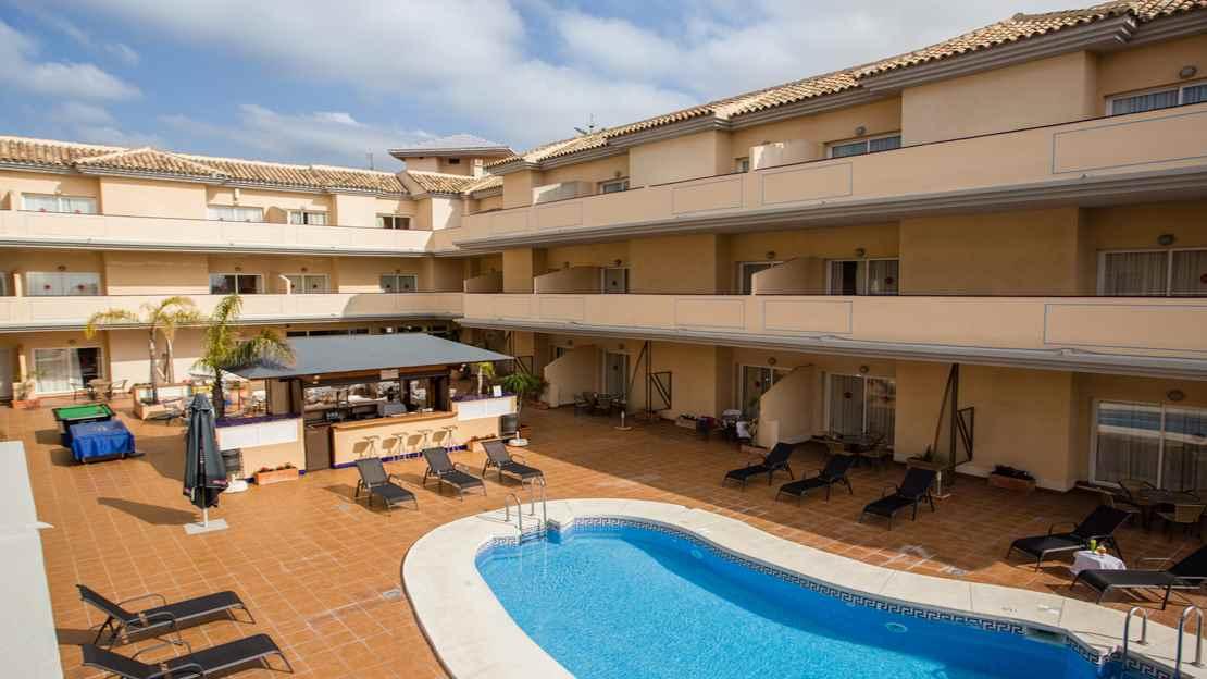 Hotel Vista de Rey - Benalmadena