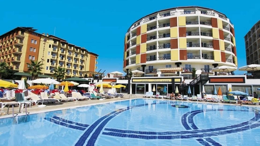 Arabella World Hotel - Turkey