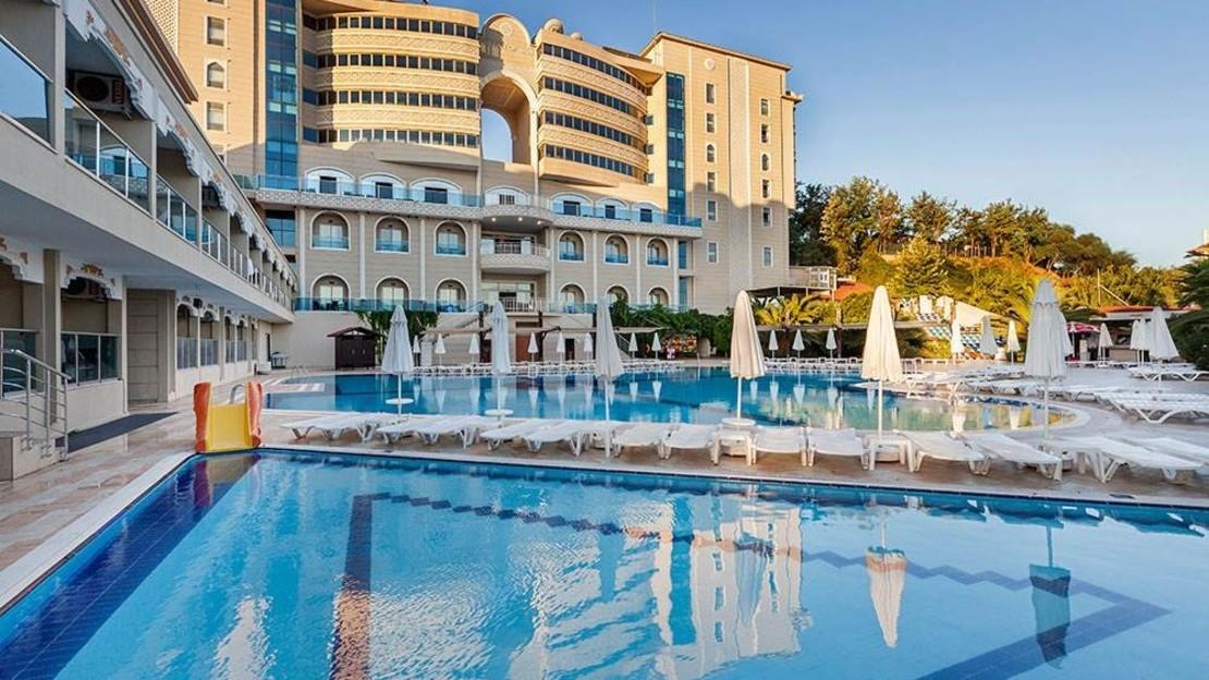 Sultan of Side Hotel - Turkey