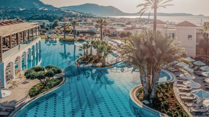 Lindos Imperial Resort & Spa, Rhodes