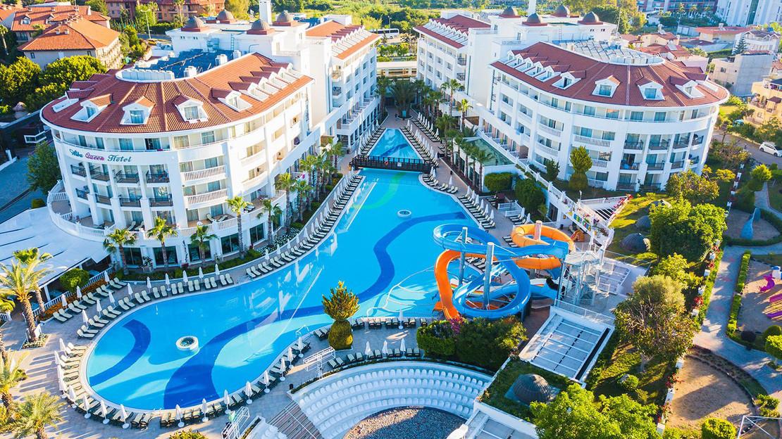Alba Queen Hotel - Turkey