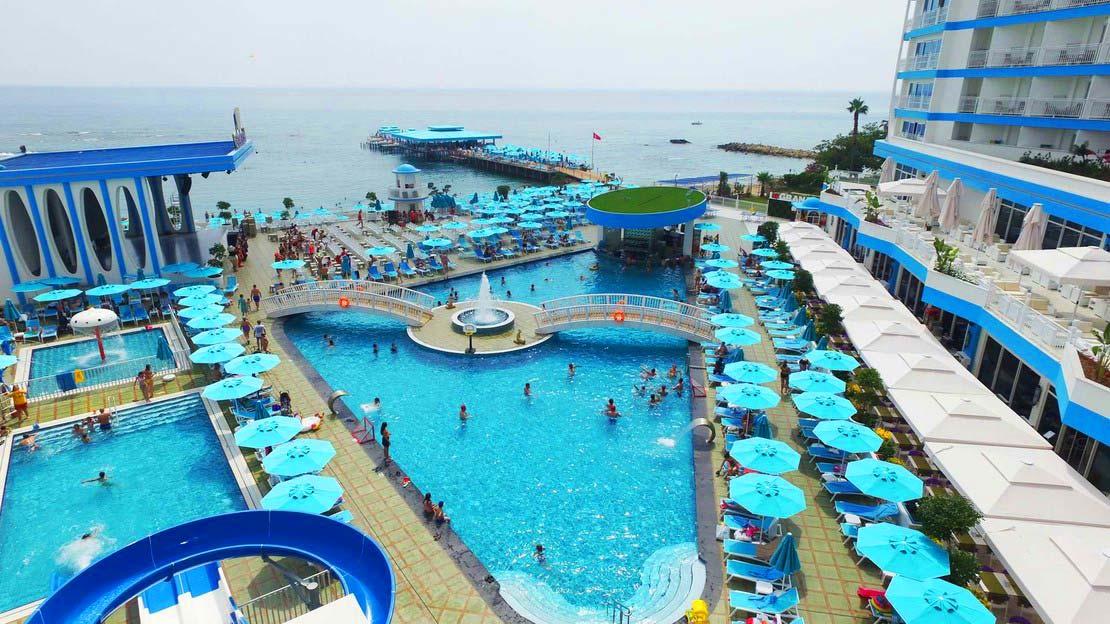 Granada Luxury Beach - Turkey