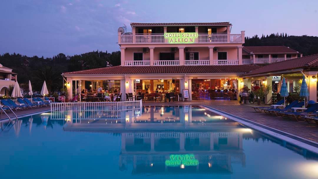 Alkyon Hotel - Corfu