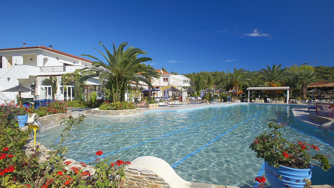 Chrousso Village Hotel - Halkidiki