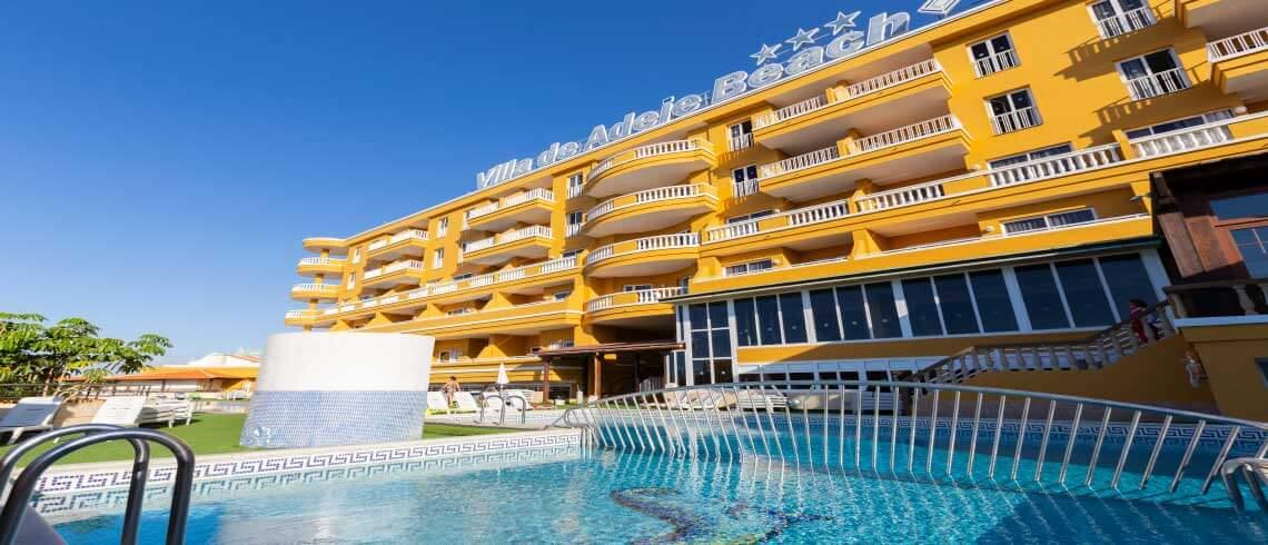 Hotel Villa de Adeje Beach - Costa Adeje, Tenerife