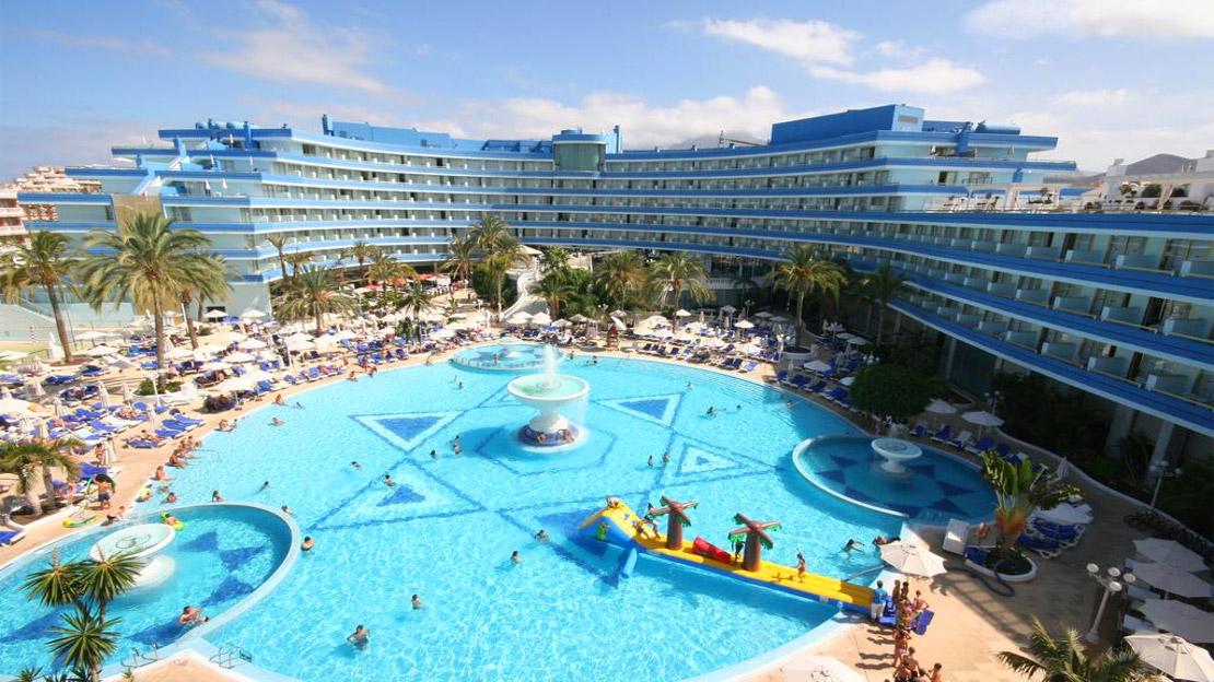 Mediterranean Palace Hotel - Tenerife