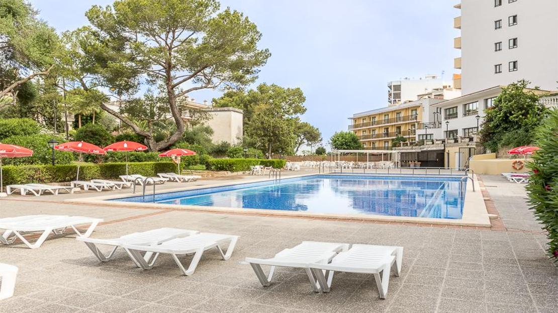 Amazonas Hotel in El Arenal - Majorca