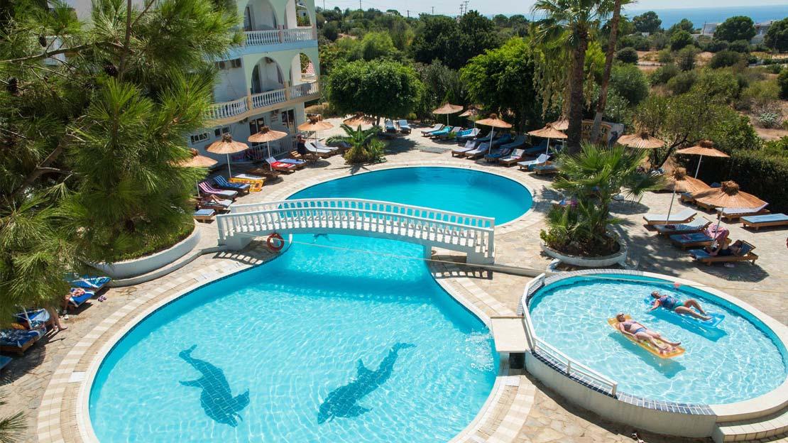 Pefkos Garden Hotel - Rhodes