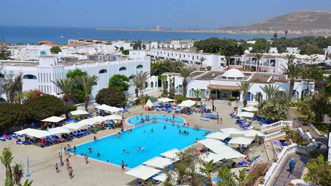 Hotel Le Tivoli - Agadir