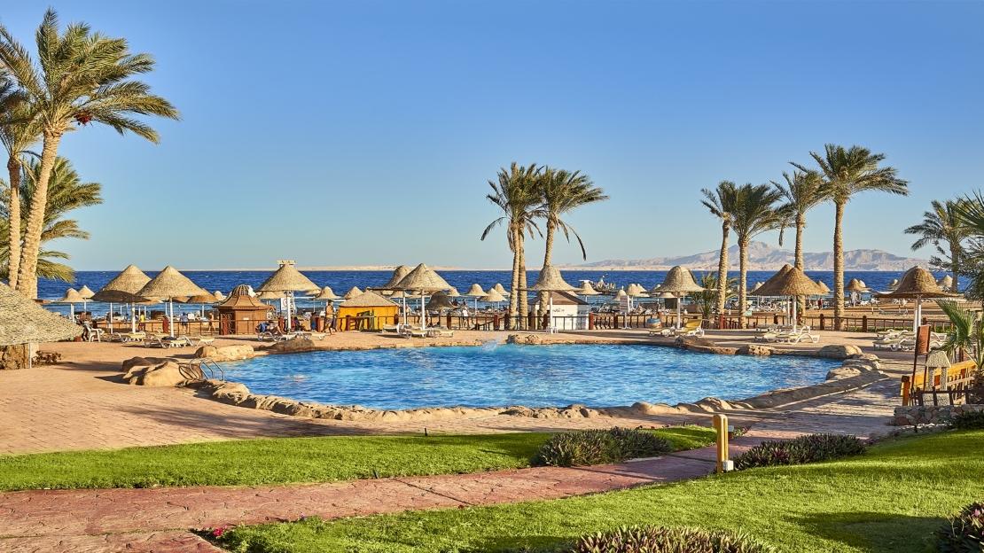 Parrotel Beach Resort - Egypt