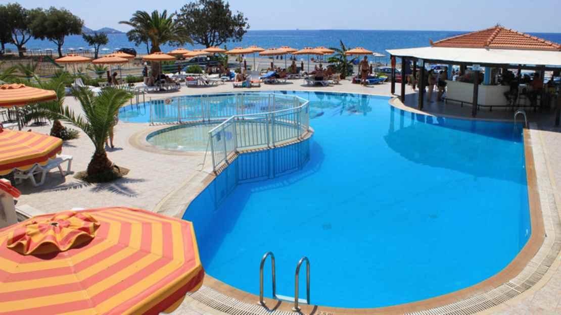 Kamari Beach Hotel - Rhodes