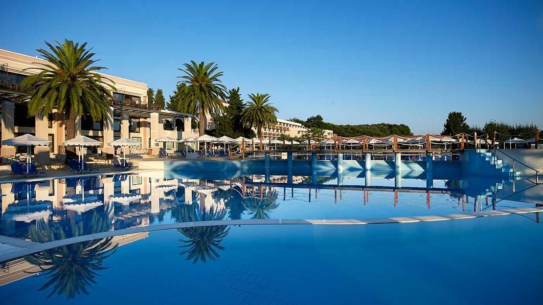 Roda Beach Resort and Spa - Corfu, Greece