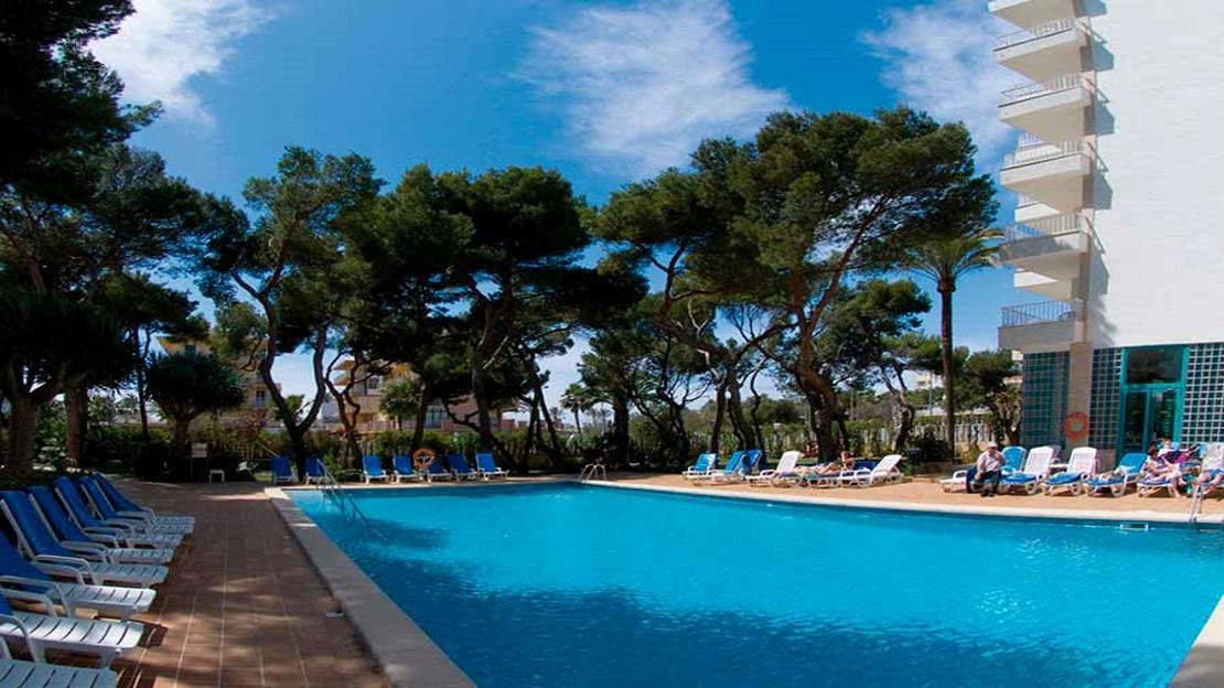 Hotel Riu Concordia - Majorca