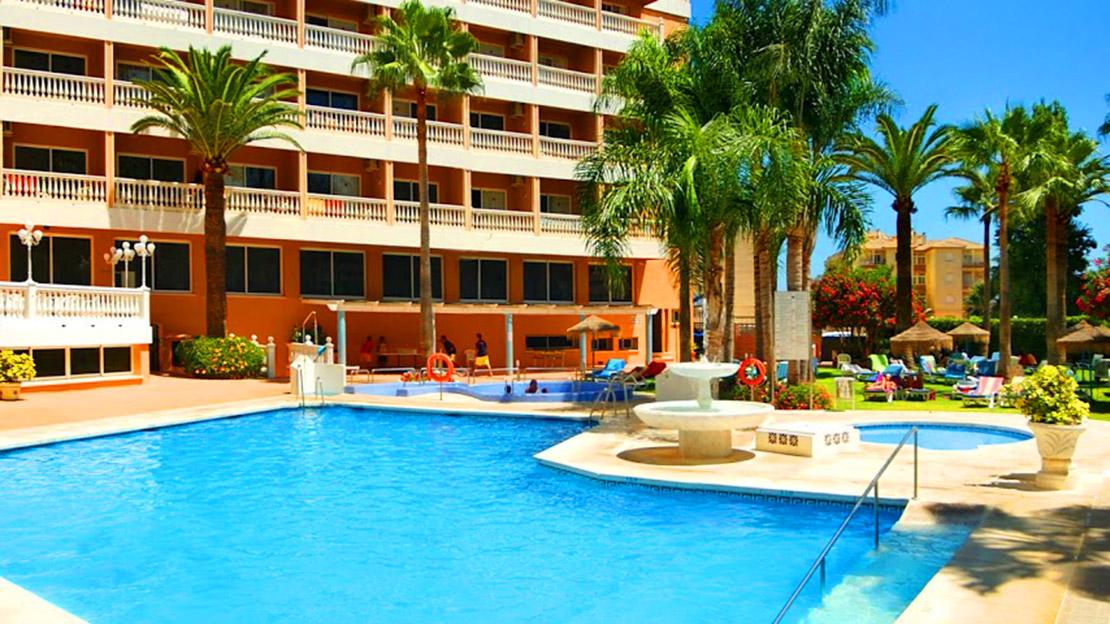 Parasol Garden Hotel - Costa del Sol, Spain