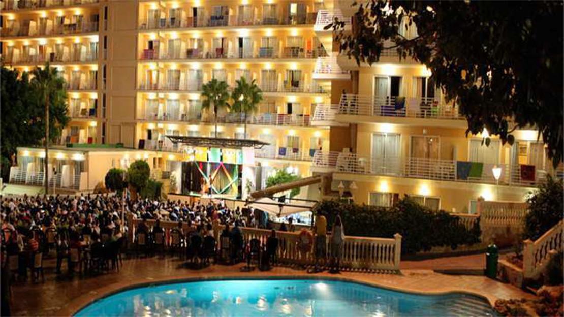 Palma Bay Club Resor - Majorca