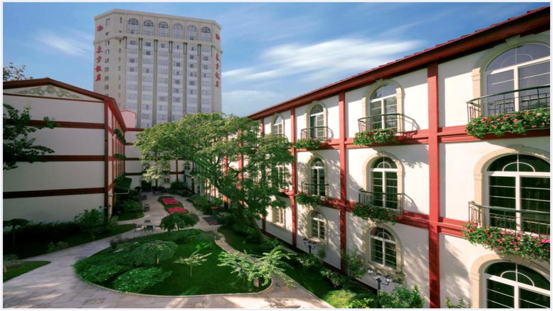 Dong Fang Hotel - Beijing
