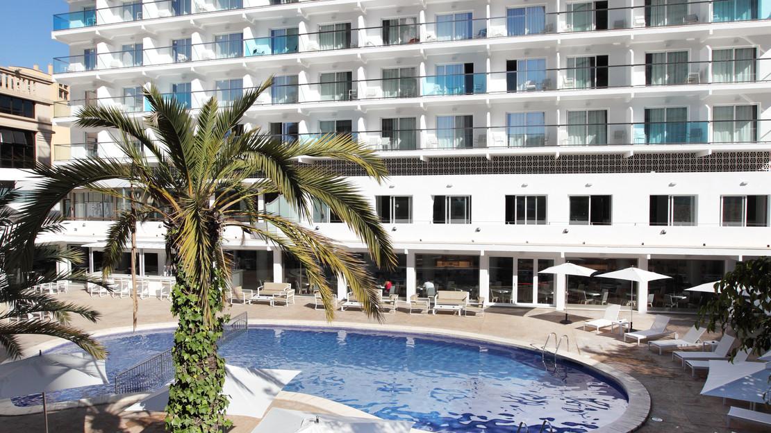 Agua Azul Hotel - Benidorm