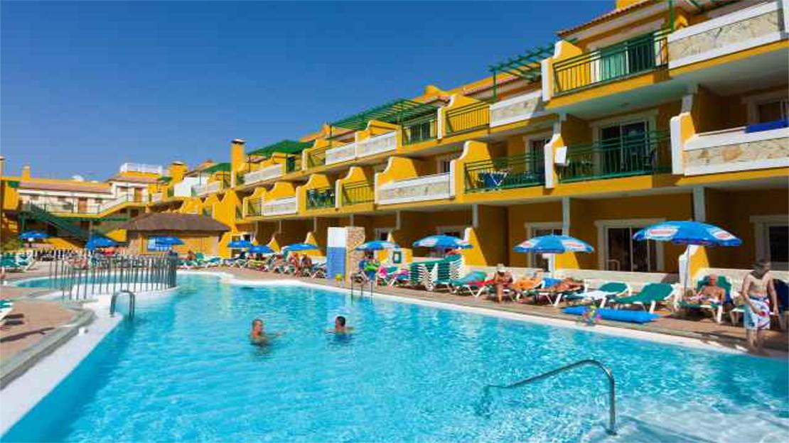 Caleta Garden Apartments - Fuerteventura