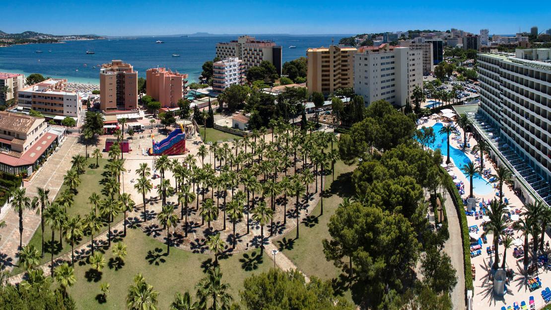Sol Palmanova in Palma Nova - Majorca