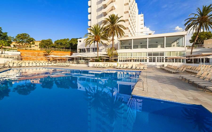 Globales Mimosa Hotel in Palma Nova - Majorca