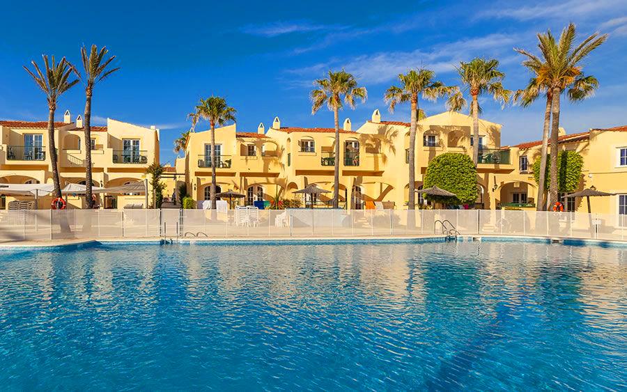 Globales Binimar Apartments - Menorca