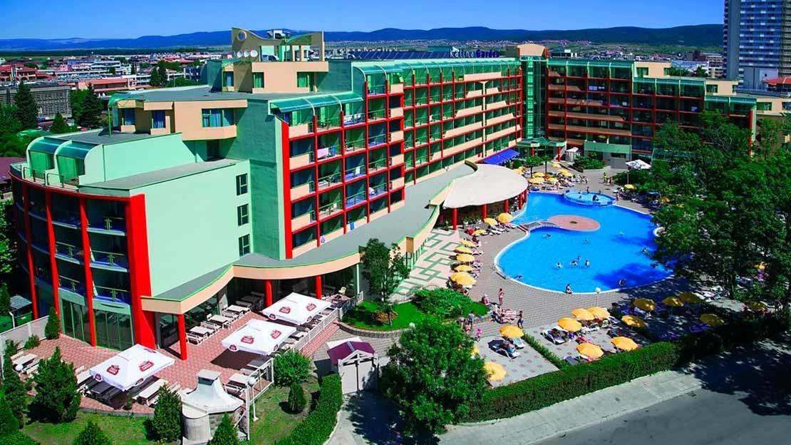 MPM Kalina Garden Hotel - Bulgaria