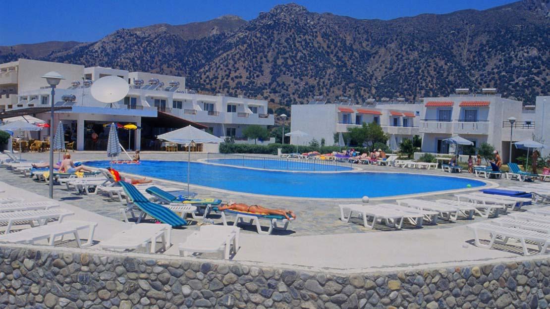 Evripides Village Beach Hotel - Kos