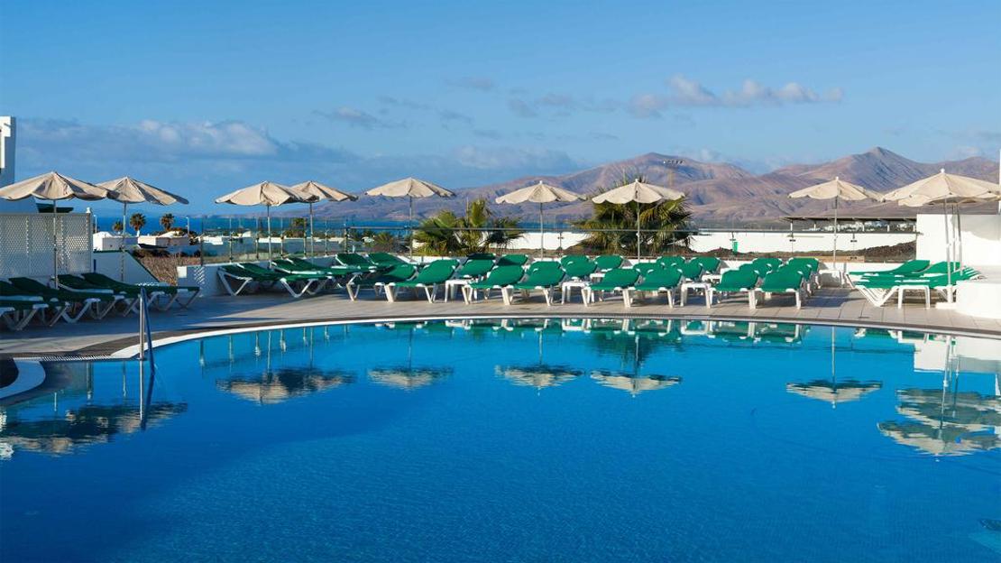 Swimming Pool at Blue Sea Los Fiscos - Lanzarote