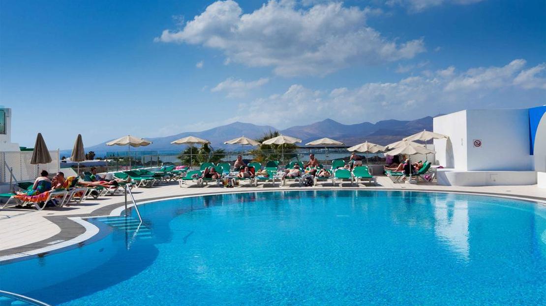 Hotel Blue Sea Los Fiscos - Puerto del Carmen