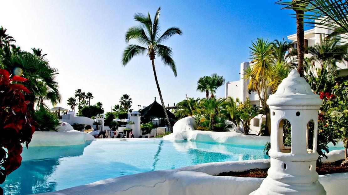 Jardin tropical hotel costa adeje tenerife holidays 2019 for Hotel jardin tropical tenerife