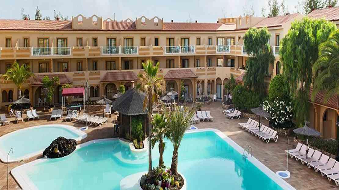 Elba Lucia Sport and Suite Hotel - Fuerteventura