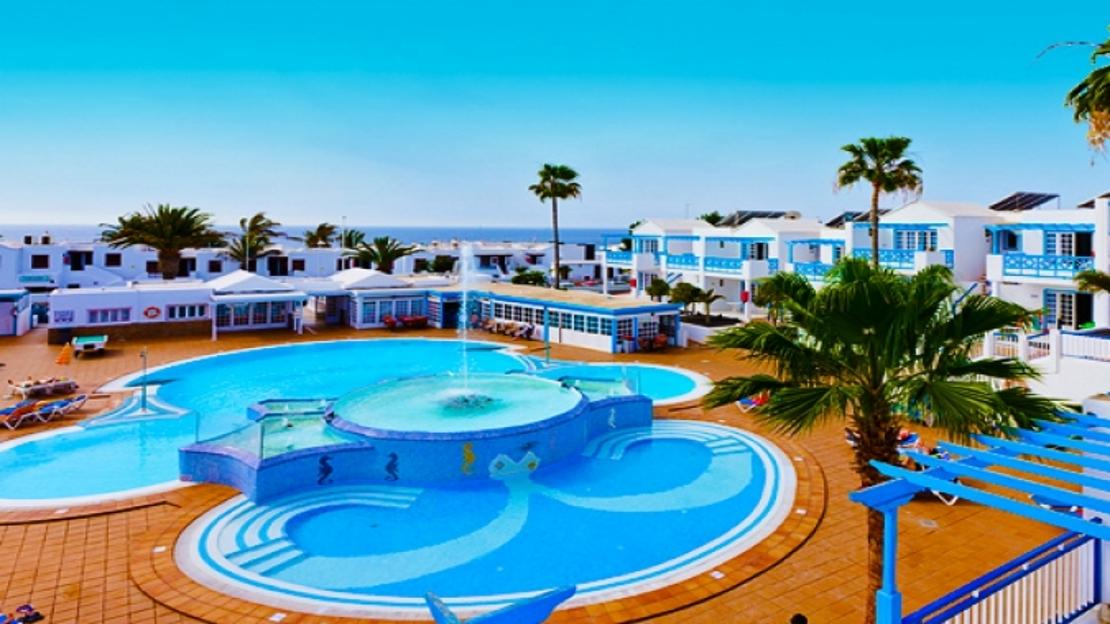 Atlantis Las Lomas Apartments - Lanzarote