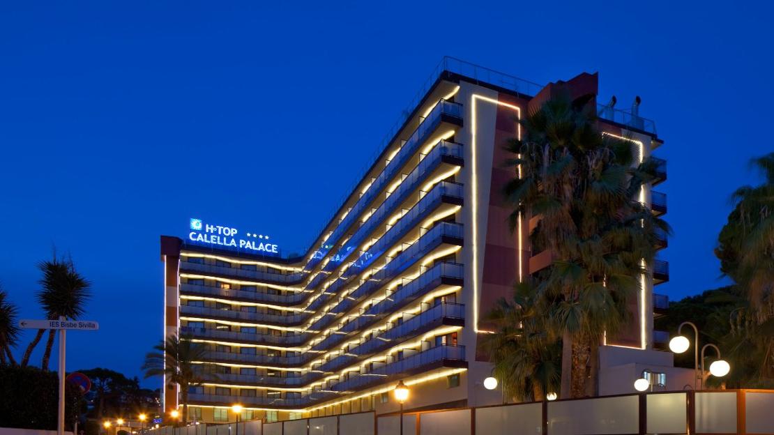 H Top Calella Palace Hotel - Costa Brava